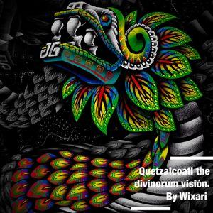 Quazalcoatl The divinorum vision