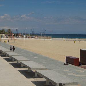 DJ Boyko' s Barcelona Beach groovy mix (2014)