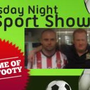 The Wednesday Night Sports Show with Andrew Snaith- 01/06/2011 19:00