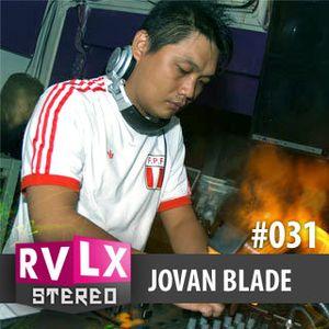 Ravelex Stereo #031 - Jovan Blade (1945MF / Acid 029)