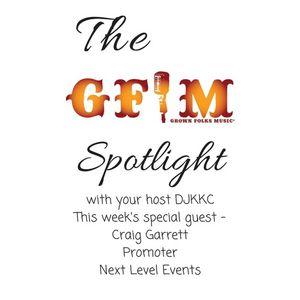 GFM Spotlight Craig Garrett