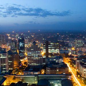 Roadtrip To Africa - Destination Nairobi