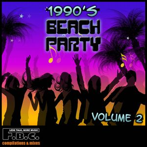 1990's Beach Party # 2