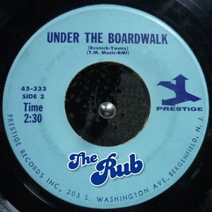 Rub Radio - Under The Boardwalk
