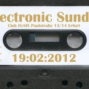 19-02-12 Electronic Sunday mit Dan Chi