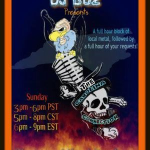 Interview with Kore Rozzik on The Carolina Connection Show on Metal Devastation Radio -  7-19-15