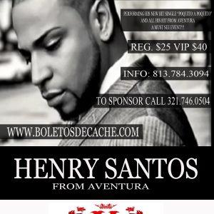 henry santos mix
