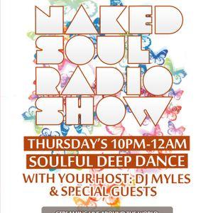 Nakedsoul Radio Show Jan 19th 2012 - Hour 1