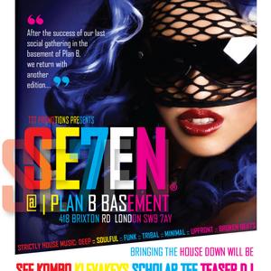TST warm up @ SE7EN - Plan B 19.05.2011