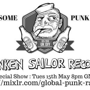 Just Some Punk Songs Drunken Sailor Special