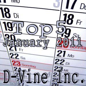 Top5 - January 2011