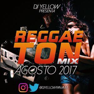 DJ YELLOW REGGAETON MIX 2017