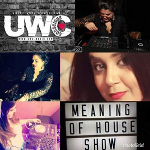 Noushii D - The Meaning of House Show 15th June 2019