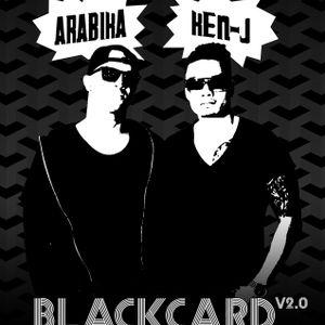 Black Card Mixtape Volume 2.0 mixed by Arabika & Ken-J