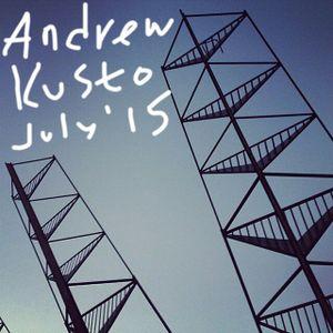 AndrewKusto_electronic odyssey podcast(july live2015)