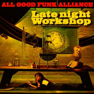 #95: Late Night Workshop (mixed by A.G.F.A.)