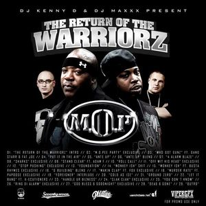 DJ Kenny D & DJ Maxxx Pres. M.O.P - The Return Of The Warriorz