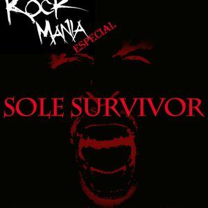 """Rock Mania #113 - Especial """"Sole Survivor"""", com carreiras solo - 19/01/13"""
