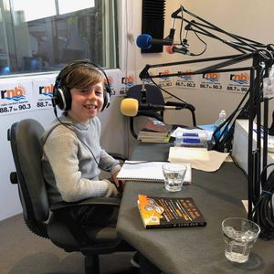 By the Book Episode 52 Kid's Book Review - Logan, aged 8, reviews The Bad Guys