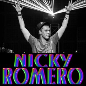 Nicky Romero Coachella 2013 California
