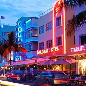 Moody Miami Mix