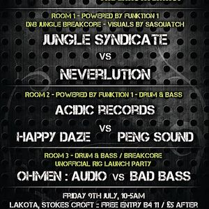 Brewmachine - Mash-up Dem Syndiclarts Mix (Promoter Battles July 11)