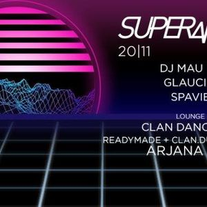 READYMADE LIVE FROM SUPERAFTER D.EDGE SÃO PAULO 20/11/2016