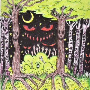 Miss Astro Spook DarkPsy Psycore Mix / Xibalba Shakti Power 2.20.21 /