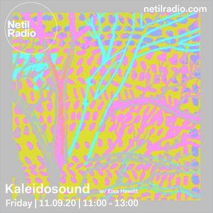 Kaleidosound w/ Elsa Hewitt - 11th September 2020