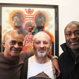 Paul 'Trouble' Anderson Tribute: Roy Marsh, Jeremy Newall, and Peter Adarkwah // 24-01-19