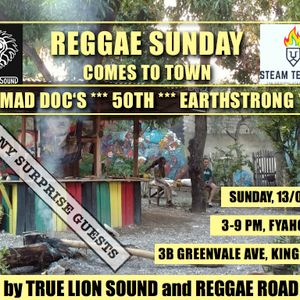 Selecta Jahkeem at Mad Doc's earthstrong party 13-05-2018