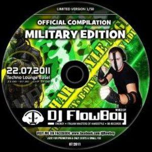 DJ FlowBoy - Military Edition - SWISS HARDSTYLE MIX - 2011