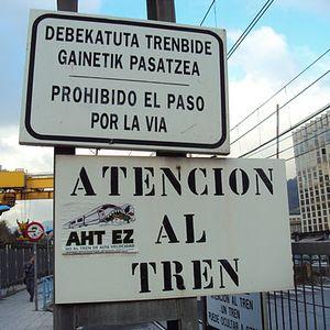 Radio Espera - Por la Sombra - 1/12/2012 - El Tren de Alta Velocidad en Navarra