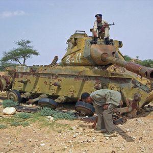 """Charla y debate """"Somalia: guerra, hambruna y resistencia"""""""