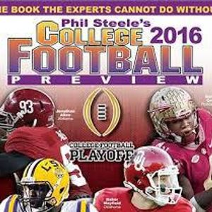 Phil Steele - College Football Preview Magazine