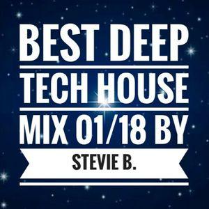 Best deep tech house mix 01 18 by dj stevie b mixcloud - Deep house tech ...