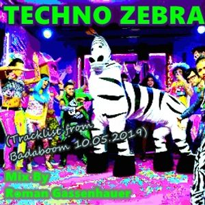 TECHNO ZEBRA (Badaboom 10.05.19 Playlist)