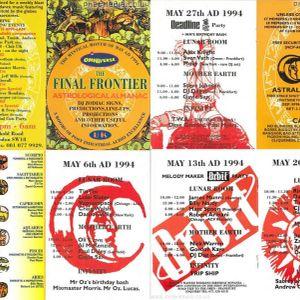 DJ DAG @ The Final Frontier @ Club UK (Wandsworth, London):13-05-1994