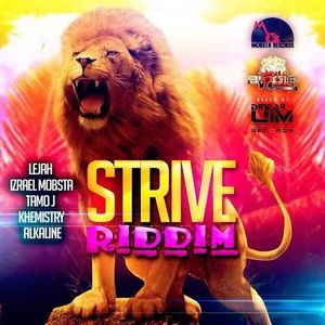 "Mr. Bruckshut - ""Strive Riddim (2014) Mix"""