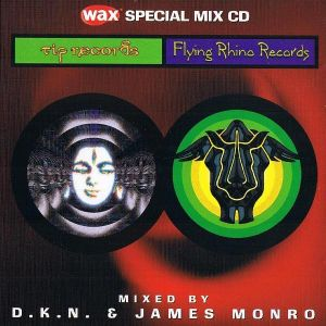 James Munro - Flying Rhino Mix Special Mix CD - Free With Wax Magazine June 1998
