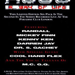 Cool Hand Flex n GQ @ AWOL Live in London - 1994