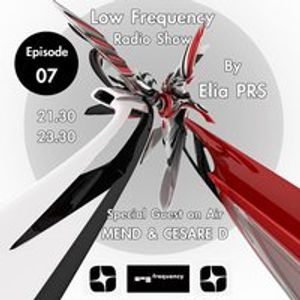 CESARE D @ LOW FREQUENCY RADIO SHOW EPISODE 7 PART 2 02-07-2011