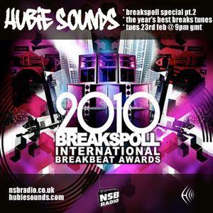Hubie Sounds 008 - Breakspoll Special - Part 1