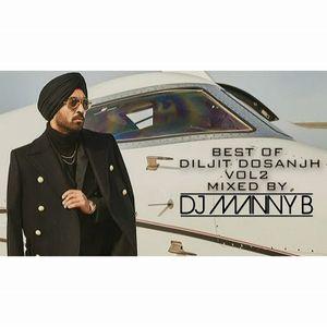 Best Of Diljit Dosanjh (Vol2) - DJ Manny B