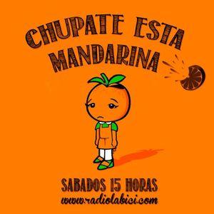 Chupate esta Mandarina 17 - 10 - 15 en Radio La Bici