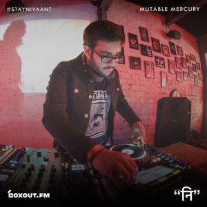 Nivaant Sessions 011 - Guest Mix by Mutable Mercury [01-01-2021]
