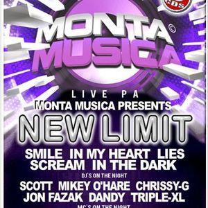 01 Monta Musica NYE 2016 DJ CHRISSSY G MC STOMPIN
