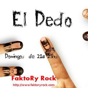 el dedo!! domingo 1/06/ 2014