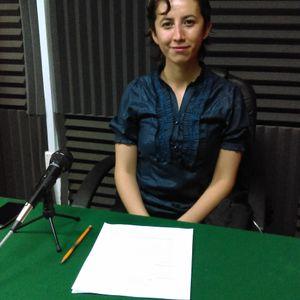 """Programa de radio """"Nutrición y salud con Arihdni Hojaverde"""""""