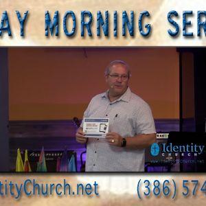 The Spirit of Offense by Pastor Charlie Coker